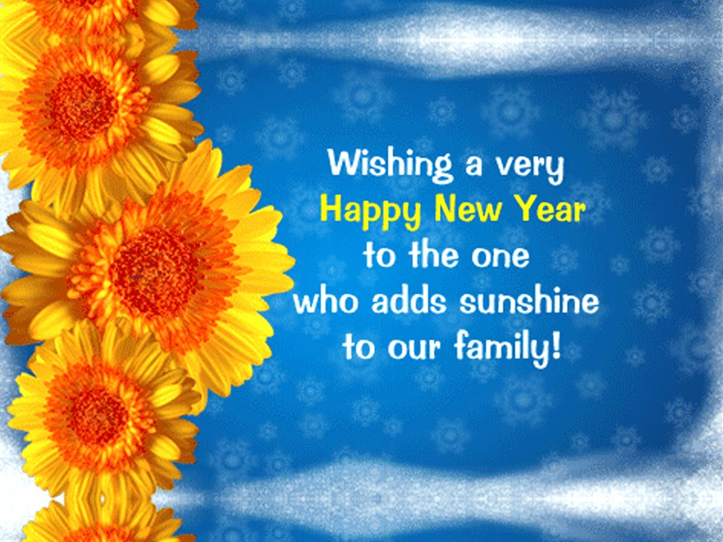 new year creative greetings