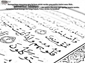 ISTIQAMAH I'ADAH AL-QURAN