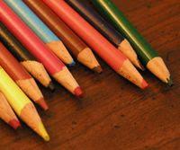 ...ดินสอสี...