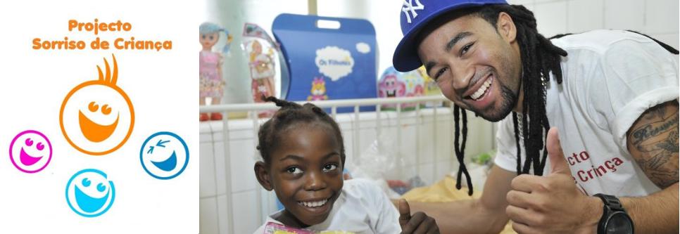 """Projecto """"Sorriso de Criança"""" Angola"""