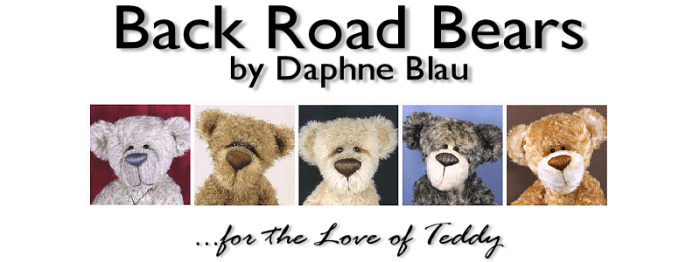 Back Road Bears... For the Love of Teddy