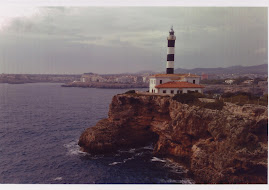 Phare de Porto Colom (Espagne)