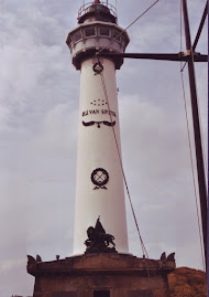 Phare JCJ van Speyk (Egmond aan Zee, Pays-Bas)