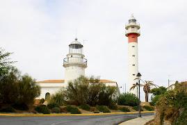 Phares El Rompido (Espagne)