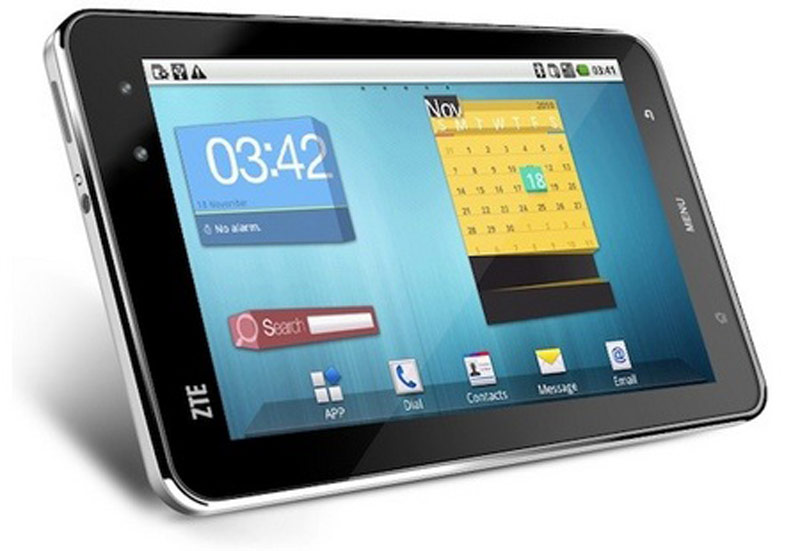main zte light 8 tablet giving this