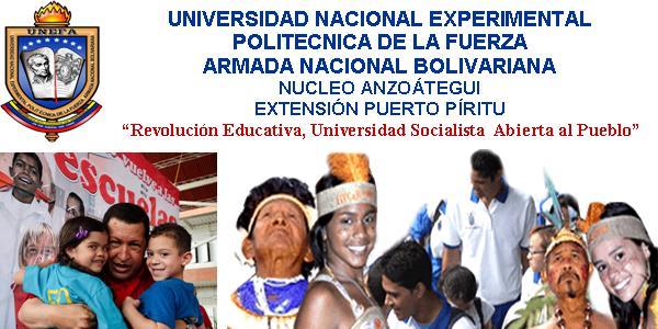 Servicio Comunitario UNEFA Puerto Píritu