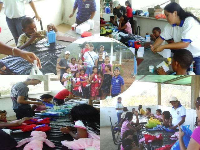 Servicio Comunitario Unefa Puerto P Ritu Proyecto