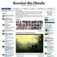 Comunitatea românilor in Olanda