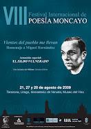 Vídeos del VIII Festival Internacional de Poesía Moncayo