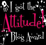 Award gekregen van Agnes en Annika