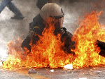GREECE: AUSTERITY MEASURES VIOLENCE, 15/12