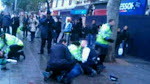 LONDON: MAN CHARGED WITH ATTEMPTED DOUBLE MURDER OF PC'S