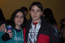 Lautaro, Teo y Pepsi...