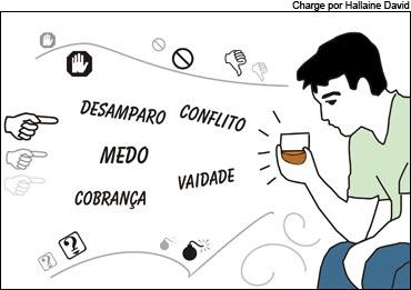O caldo Wort de São João de tratamento de alcoolismo