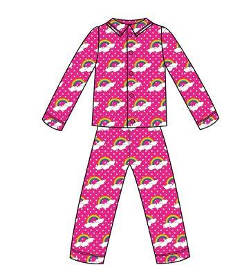 Mens or Ladies Pyjama Designs: Baby Pyjamas