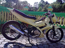 modifikasi satria fu 150 full color