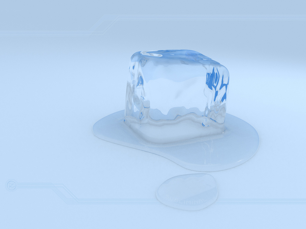 the gallery for gt ice cube melting