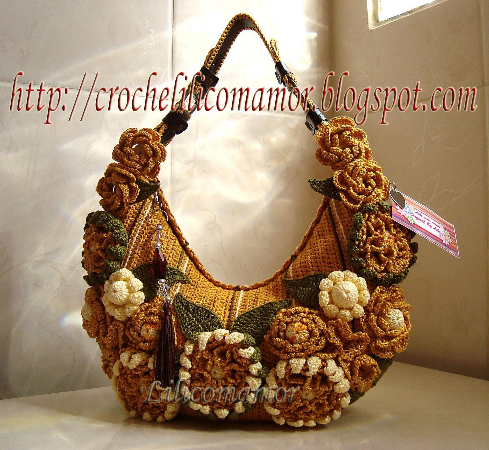 Декор сумок бусинами своими руками