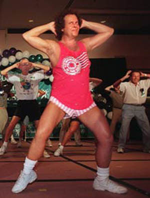 Ban the Person Who Posted Before You. - Page 23 Richard_simmons