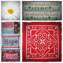 Cross Stitch Finishes