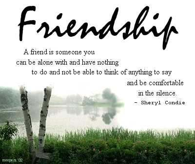 friendship quotes collage