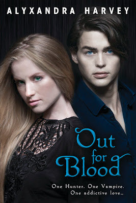 Out for Blood Cover Reveal