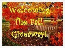 welcometofall Welcoming the Fall Giveaway *CLOSED*
