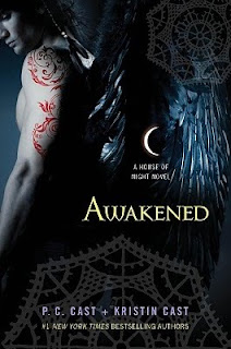 Awakened by P.C. and Kristen Cast Cover Reveal