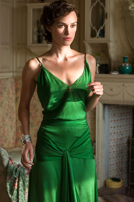 Keira Knightley dress / Image supplied