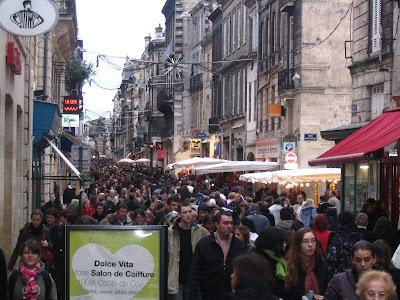 K Sees Stuff Rue De La Porte Dijeaux Bordeaux France