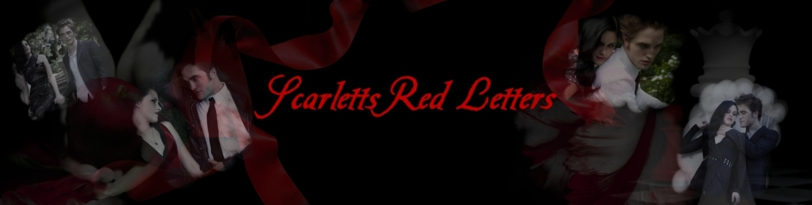 Scarletts Red Letters