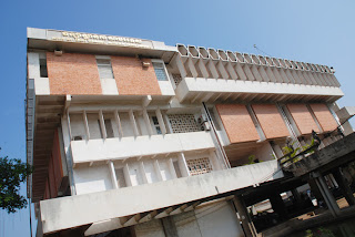 Institut des Langues Etrangères, département des langues asiatiques, Vann Molyvann - Phnom Penh