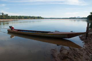 Cambodia - Sesan river