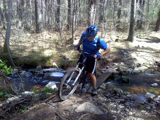 Old Man Mountain Bike Trail Reports: Trail Report
