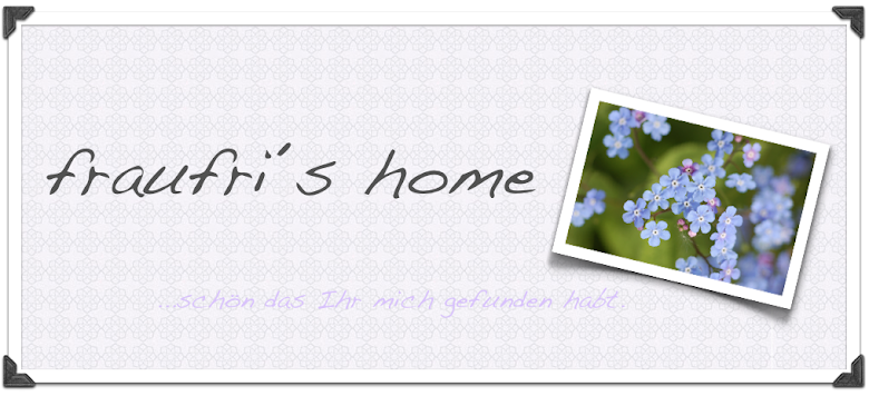fraufri´s Home