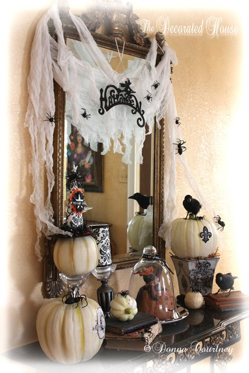 The Decorated House: ~ Happy Monday Halloween Decorations - Happy Halloween Decorations