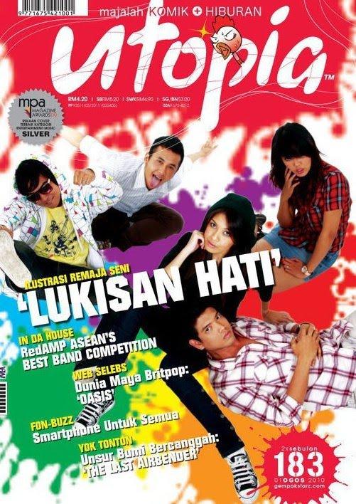 COVER Utopia™ ISU #183