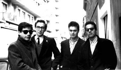 los Modos en 1987