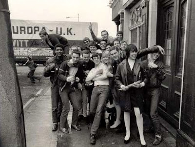 Mods frente al Bridge, 1981