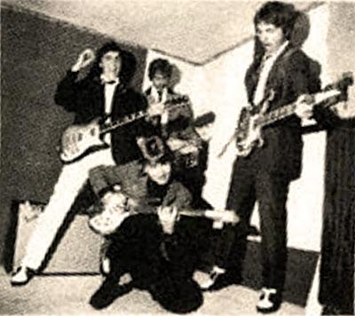 Los Moderns en 1979