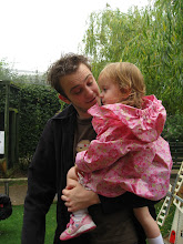 My favourite man and my favourite little girl!!