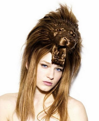 avant garde hairstyles. Exquisite hairstyles