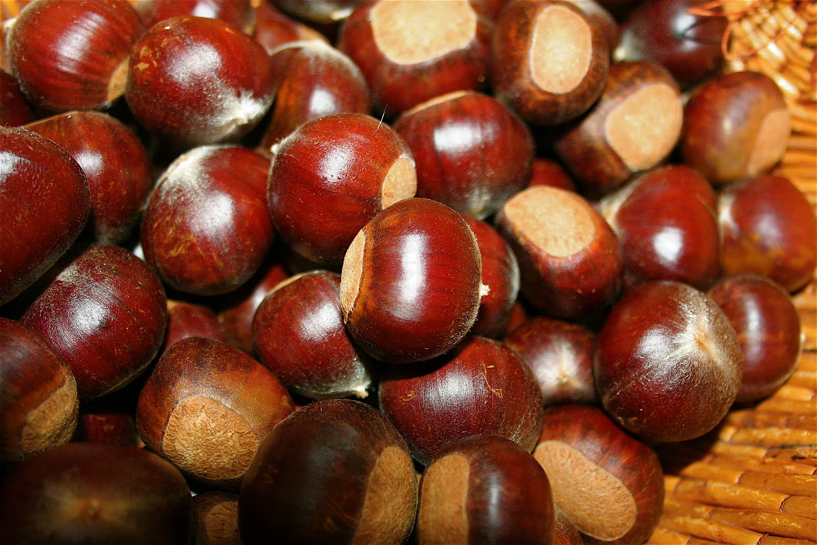 how to keep chestnuts from spoilage