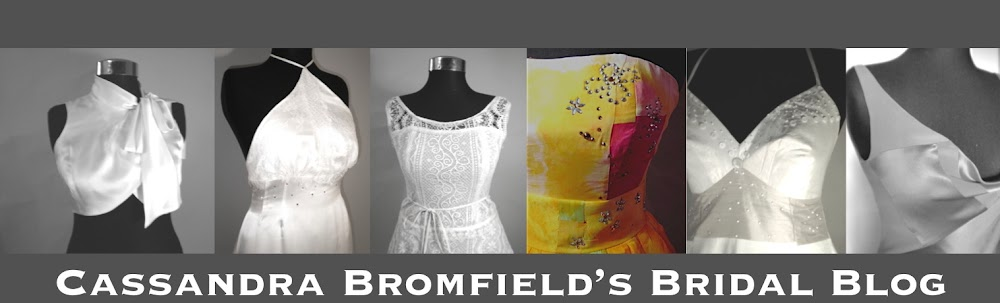 Bridal Blog by Cassandra Bromfield