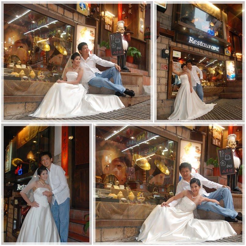 Pre Wedding Photo Shoot Taiwan