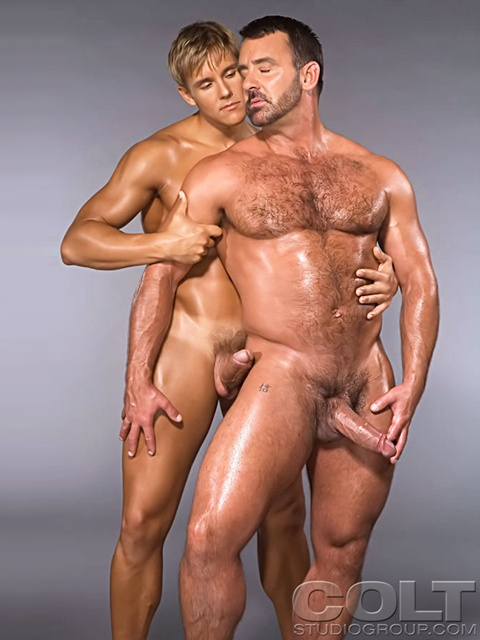 Brad Patton Gay Porn Star