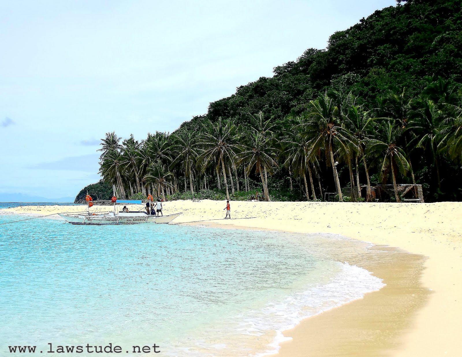 Puka beach by land