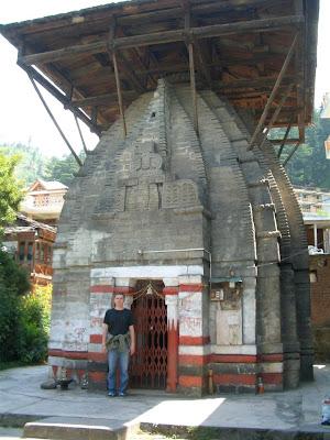 Храм Вишну в Наггаре