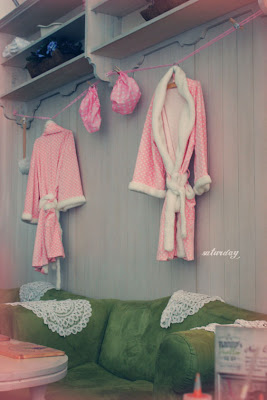 Daily Look : Nanny's Pavillon-Saturday