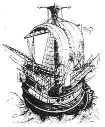 Ганзейский корабль